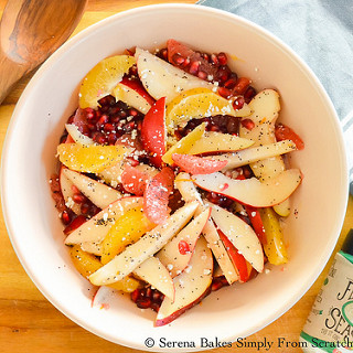 Winter Fruit Salad Recipes