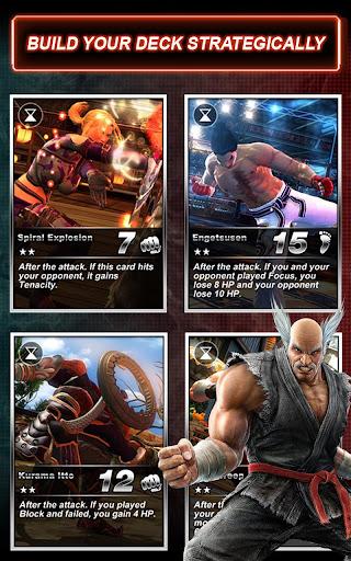 Tekken Card Tournament (CCG) screenshot 2