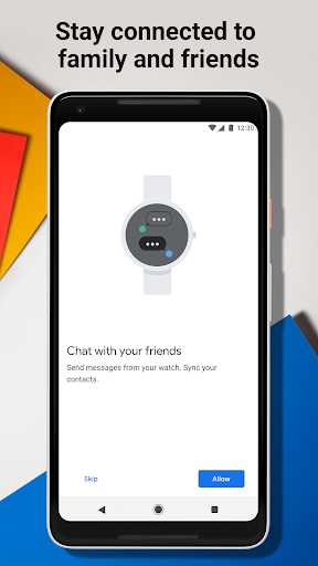 Wear OS by Google Smartwatch (was Android Wear) 2.14.0.205024581.gms screenshots 4