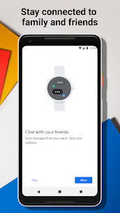 Android Wear Smartwatch by Google Smartwatch 4