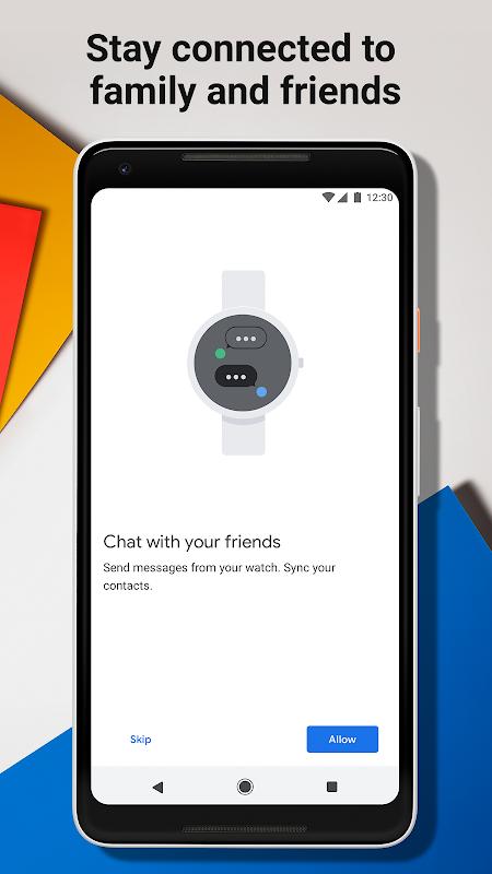 Wear OS by Google Smartwatch (was Android Wear) screenshots
