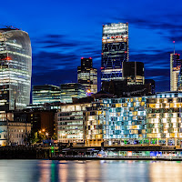 The Walkie Talkie and The Gherkin di