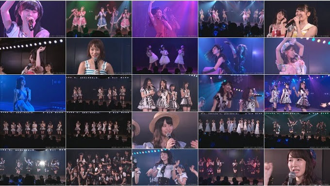 181109 AKB48 高橋朱里チームB 「シアターの女神」公演 柏木由紀 生誕祭 720p