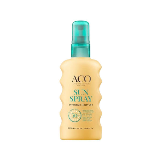 ACO Sun Spray SPF 50, 175 ml