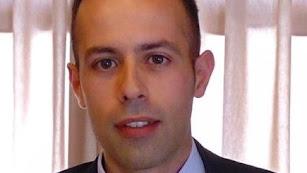 Cristian Quero Gil, alcalde de Olula de Castro.