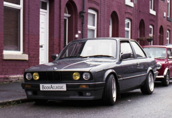 BMW 318i Hire Stockport