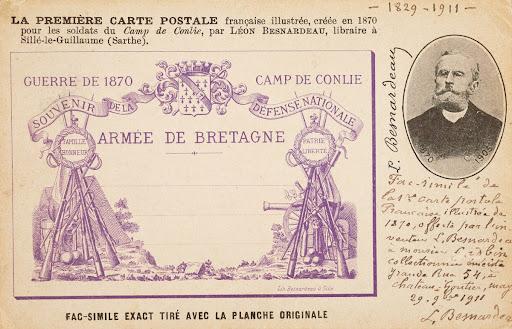 Carte Postale Francaise.A History Of The Postcard Google Arts Culture