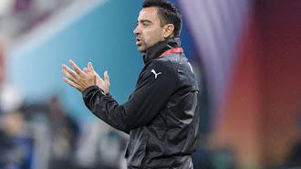 Xavi Hernández reiteró su deseo de entrenar al FC Barcelona.