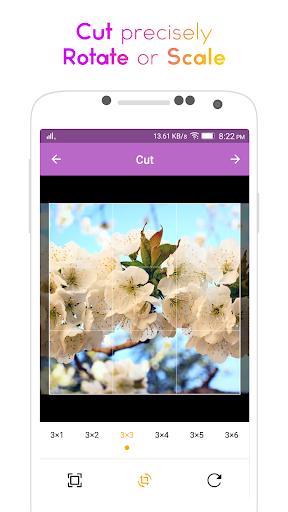 9 Cut Grids for Instagram 3.0.0 screenshots 2