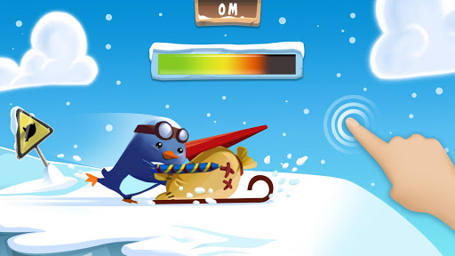 Learn 2 Fly: Brave penguin games, icy adventure🧊 apklade screenshots 1