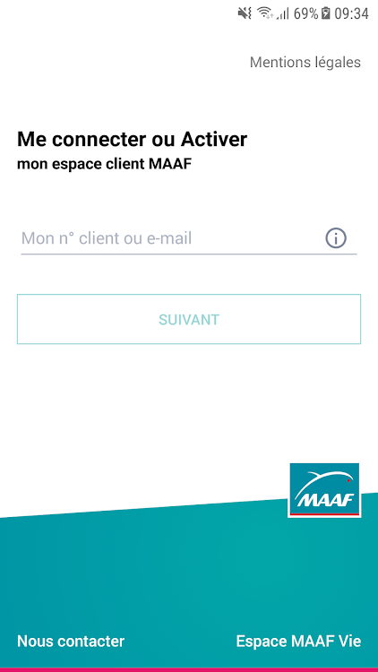 Maaf Et Moi Android Aplicaciones Appagg