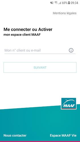 MAAF et Moi Android App Screenshot