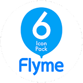 FLYME 6 HD - ICON PACK