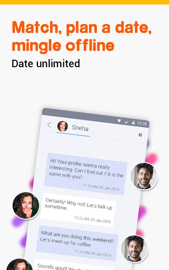 Local dating app india
