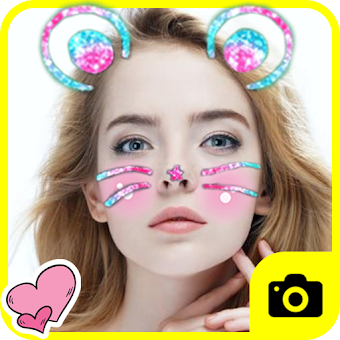 Snap Cat Face Camera