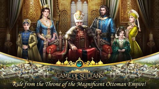 Game of Sultans MOD APK 2