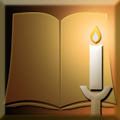 Reading Candle Light