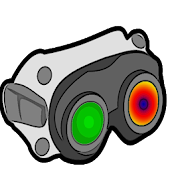 VR Thermal and Night Vision Camera  Simulated