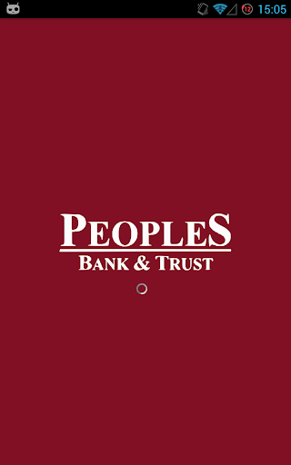 Peoples Bank Trust Business