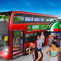 Imran Khan Election Bus Game 2019 : City Bus icon