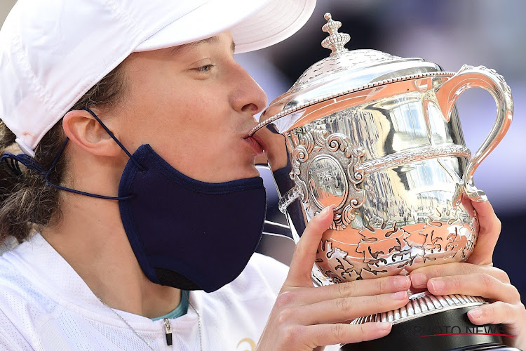 Iga Swiatek maakt grote sprong op WTA-Ranking, Elise Mertens zakt één plaats