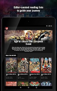 Marvel Unlimited- screenshot thumbnail