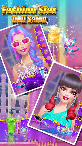 Doll Makeover Salon screenshots 10