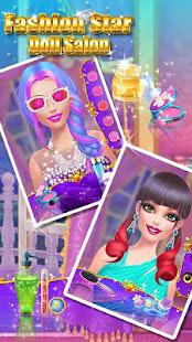 Game Doll Makeover Salon APK for Windows Phone