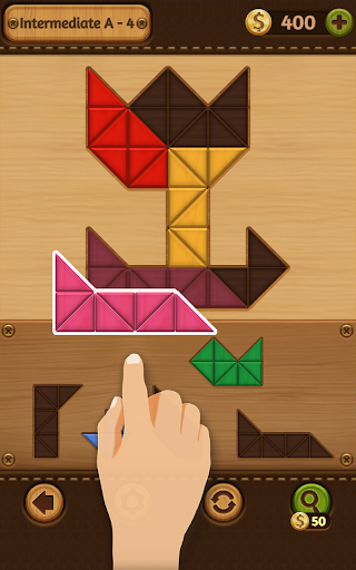 Block Puzzle Games: Wood Collection 1.1.7 screenshots 3