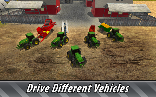Euro Farm Simulator: Beetroot 1.3 screenshots 4
