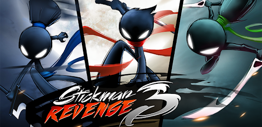 Stickman Revenge 3 - Ninja Warrior - Shadow Fight APK