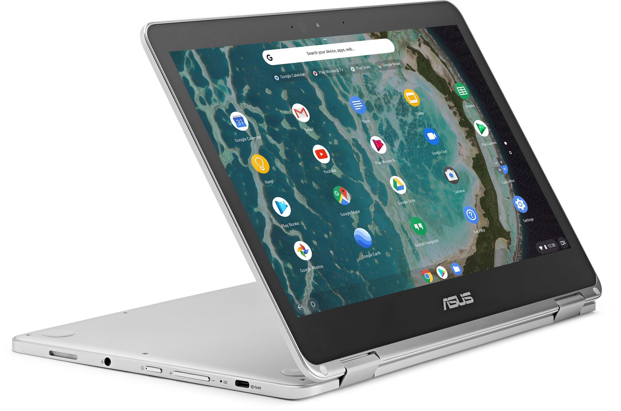 Asus Chromebook Flip C302 - photo 4