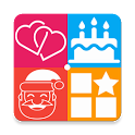 Greeting cards maker icon