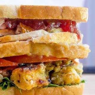 Turkey Moist Maker Sandwich.