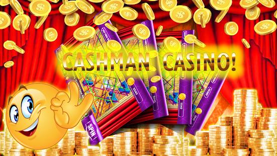 Cashman Casino Slot Machines - náhled