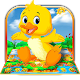 Download Cartoon Yellow Duck Keyboard Theme For PC Windows and Mac