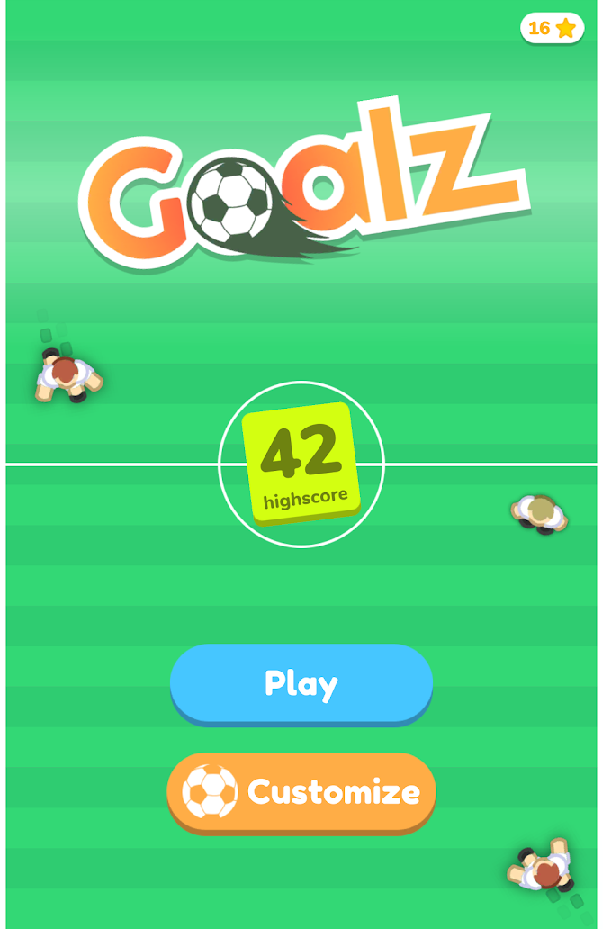 Goalz Android 10
