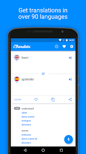 iTranslate - Free Translator- screenshot thumbnail