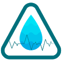 Drink Water Reminder: Track Water & Calories Alarm icon