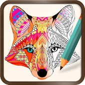 Coloring Book - Art Studio