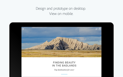 Adobe XD 27.0.0 (28548) Apk for Android 13