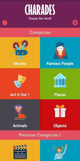 Charades Guess the Word Apk 1