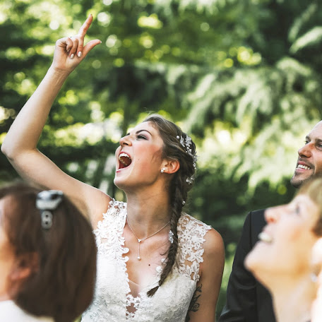 Fotógrafo de bodas Veronika Bendik (VeronikaBendik3). Foto del 18.07.2017