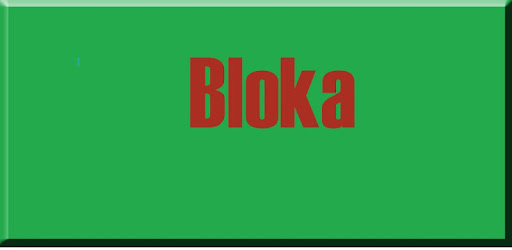 Bloka app for Android screenshot