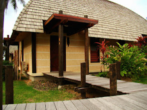 Photo: #007-Tieti Tera Beach Resort de Poindimié. Le bungalow
