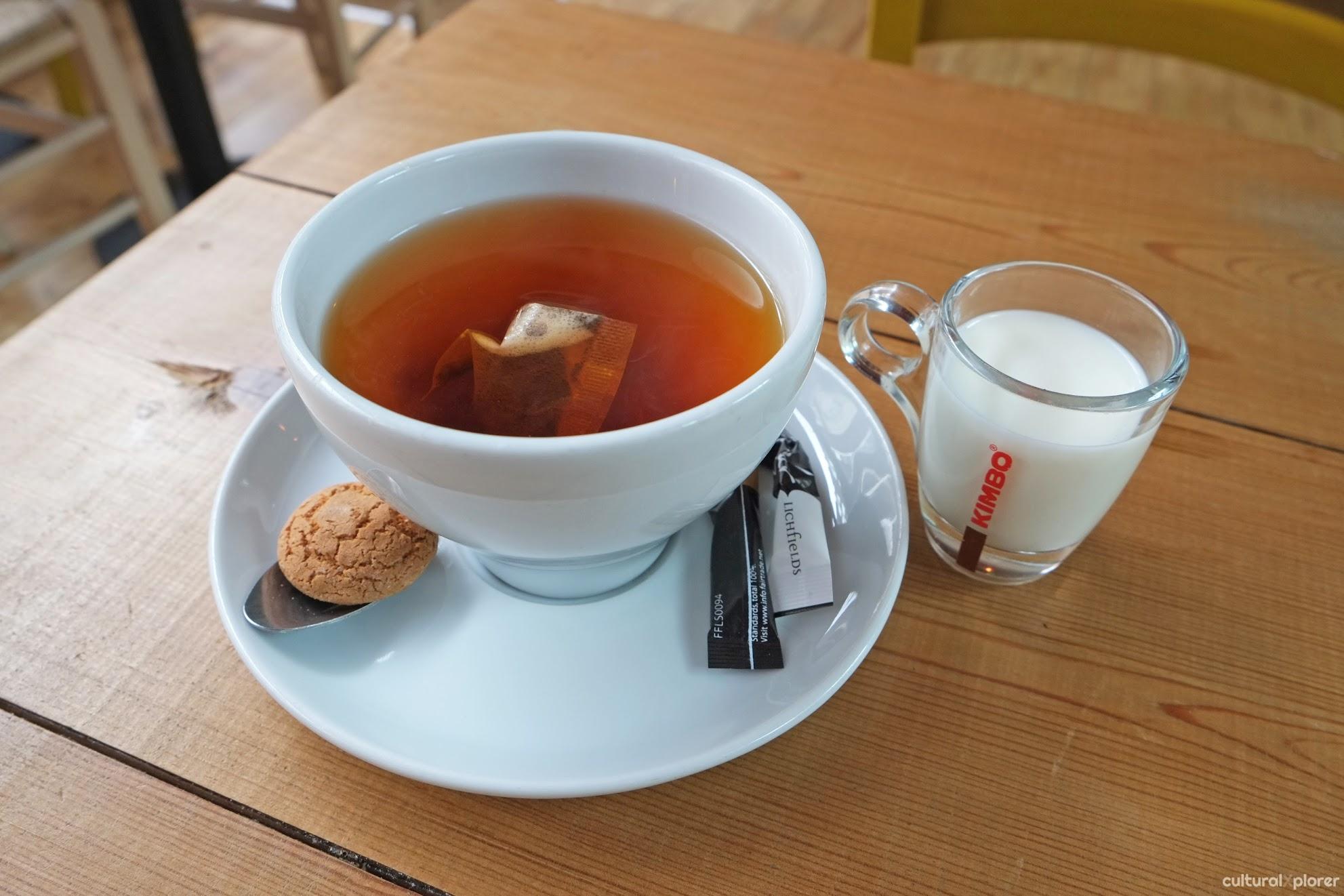 English Tea Manchester