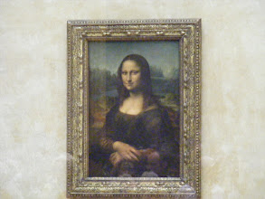 Photo: La Gioconda (full title: Portrait of Lisa Gherardini, wife of Francesco del Giocondo) moved in 2005, and the oil-on-poplar-panel work occupies a wall in the Salle des Etats, with much easier viewing and access for the estimated six million visitors who see it annually.