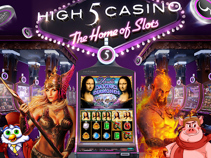 Uninstall high 5 casino