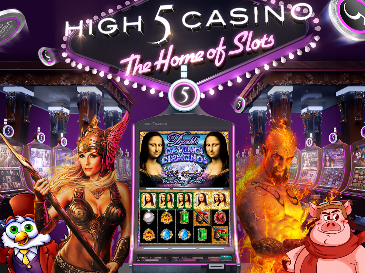 High 5 Casino Free Vegas Slots- screenshot