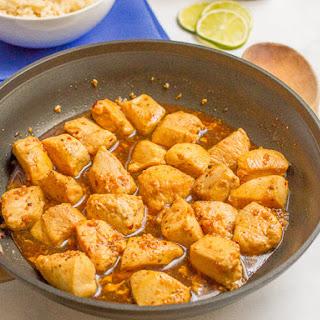 15-minute Honey Garlic Chicken